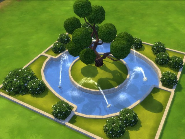 Unlocked Garden Plot by Doctor Dollmaker