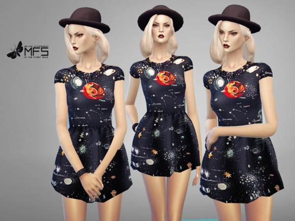 MFS Cosmo Dress by MissFortune