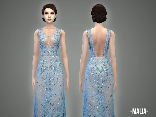 Malia - gown by -April-