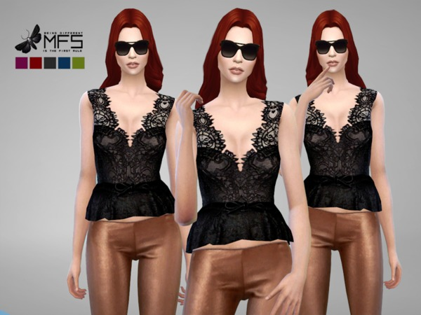 MFS Renate Top by MissFortune