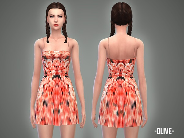 Olive - dress by -April-