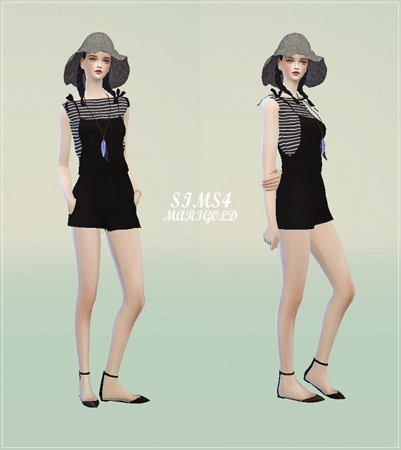 Jumpsuit by Marigold