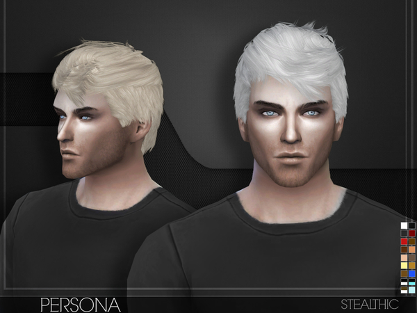 Stealthic - Persona (Male Hair)