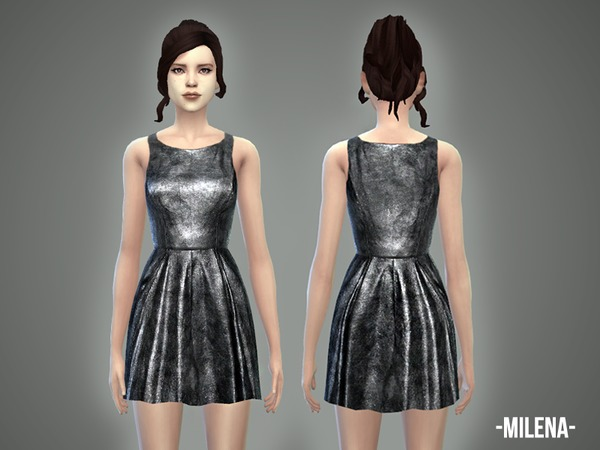 Milena - dress by -April-