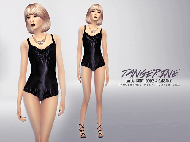 Layla body by Tangerine