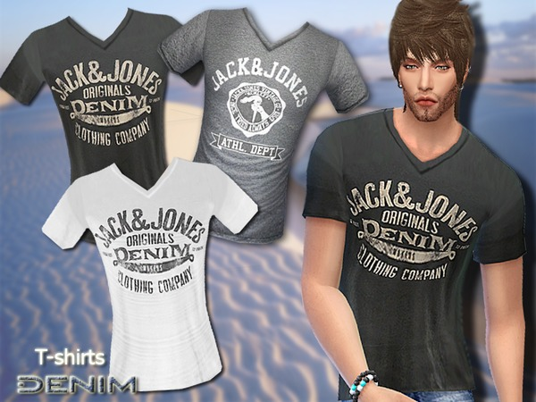 Denim and Diesel Summer Pack by Pinkzombiecupcakes