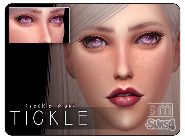 [ Tickle ] - Freckle Blush by Screaming Mustard