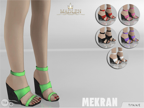 Madlen Mekran Sandals by MJ95