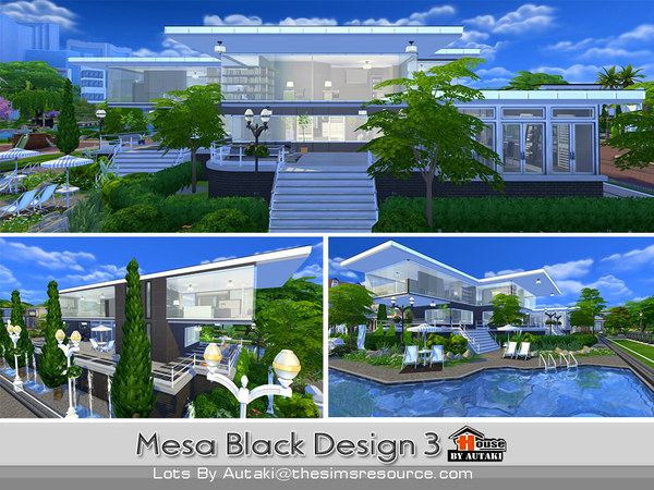 Mesa Black Design 3 by autaki