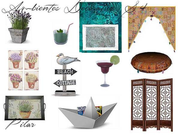Ambientes Decorative by Pilar