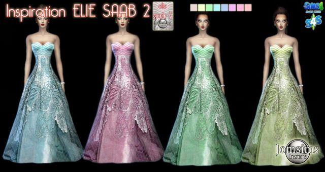 nspiration elie saab 2 by JomSims