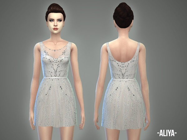 Aliya - dress by -April-