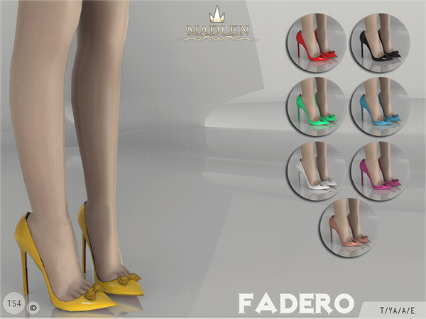 Madlen Fadero Shoes by MJ95
