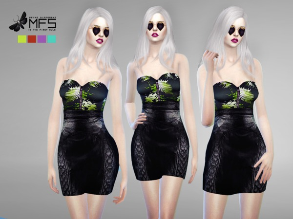 MFS Rowena Dress by MissFortune