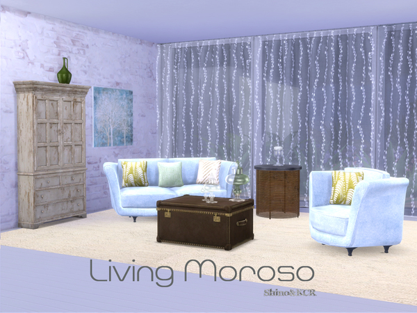 Living Moroso by ShinoKCR