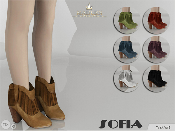 Madlen Sofia Boots by MJ95