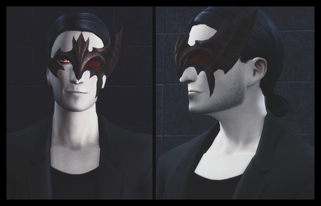 Unisex mask Incognito by Azentase
