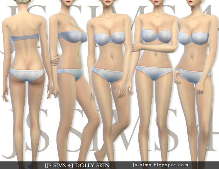 Dolly Skin by JS SIMS4