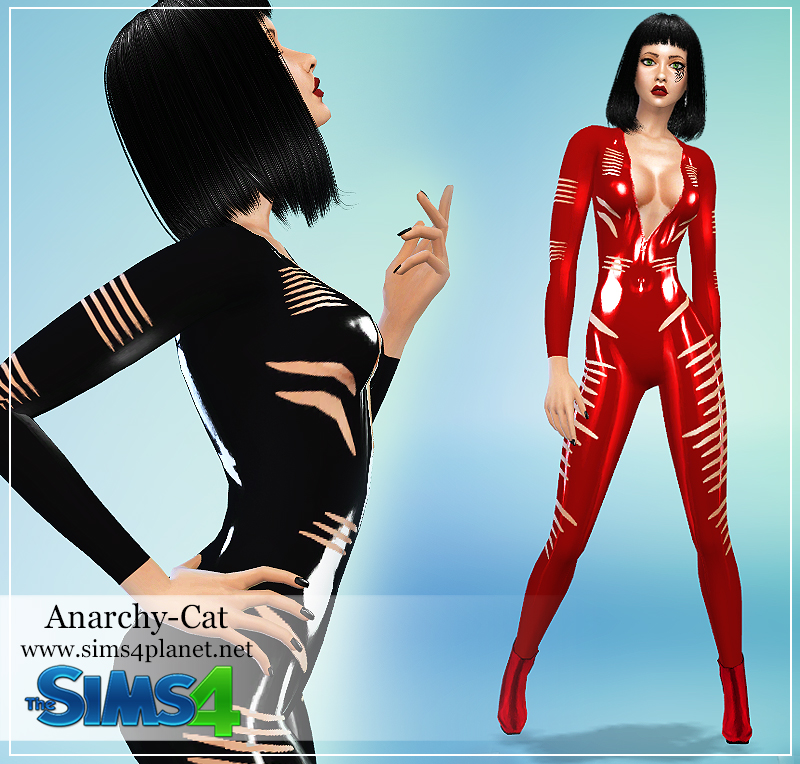 FRS Nayer Suavemente Outfit by Anarchy-Cat