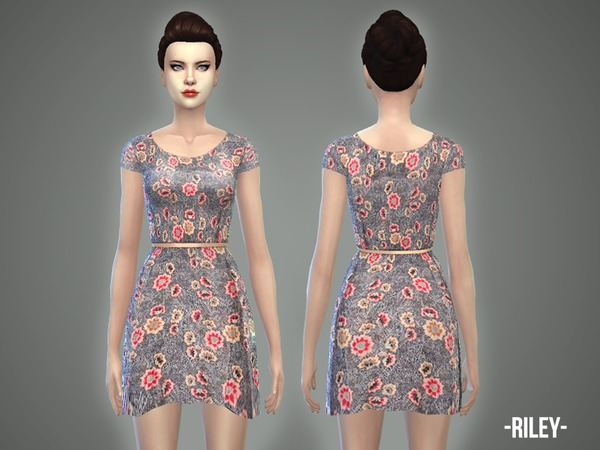 Riley - dress by -April-