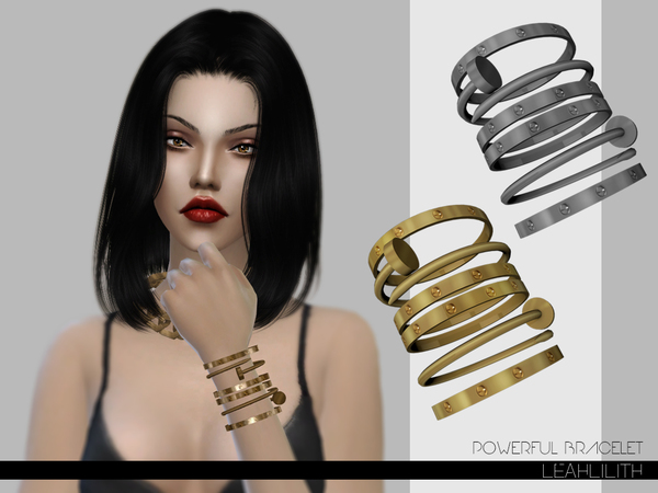 LeahLilith Powerful Bracelet by Leah Lillith