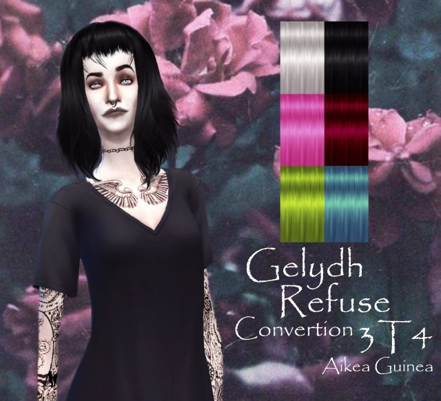 Convertion AG_Cazy_HM51_Leigh by gelydh-refuse