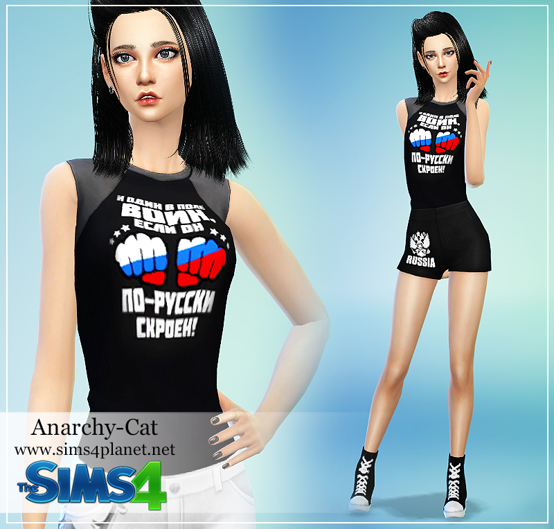 """Set """"Russia"""" by Anarchy-Cat"""