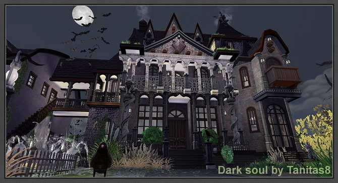 Dark Soul House by Tanitas8