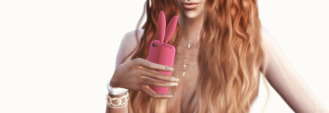Bunny Phone by TokSik