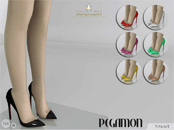 Madlen Pegamon Shoes by MJ95