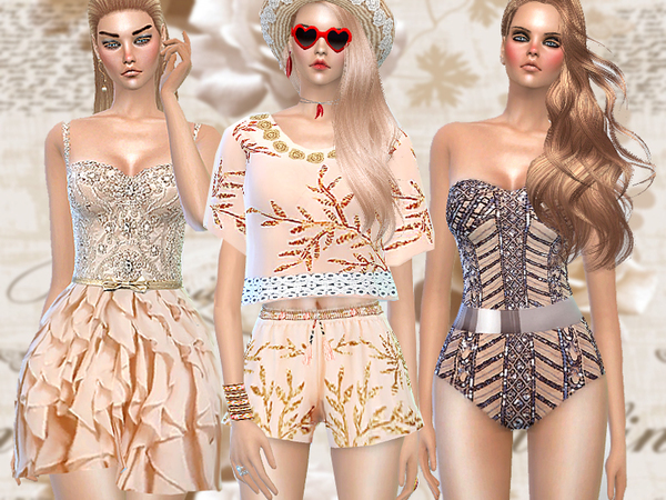 Opulence Collection by Pinkzombiecupcakes