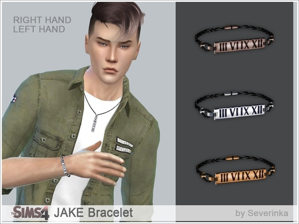 JAKE Braselet by Severinka