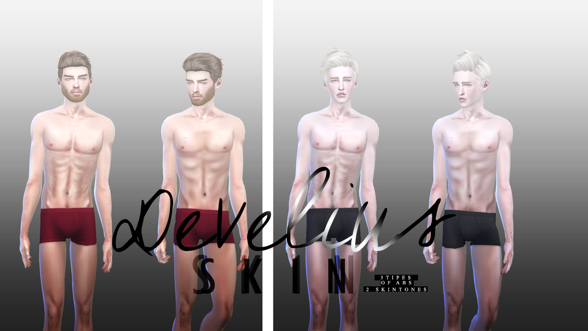 Develius Skin by charactersassims