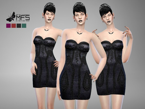 MFS Jenna Dress by MissFortune