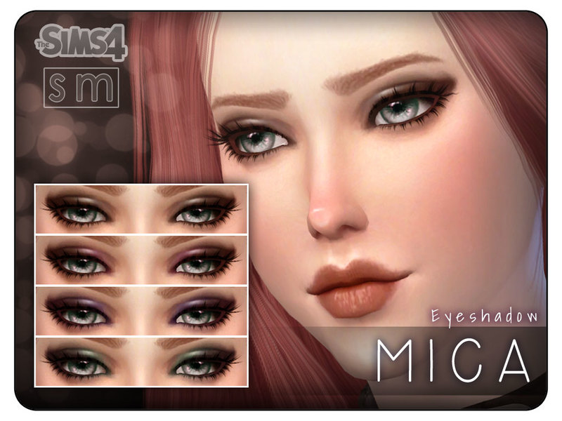 [ Mica ] - Eyeshadow BY Screaming Mustard