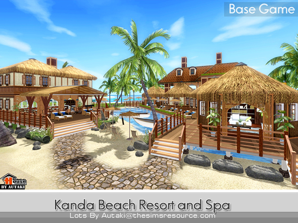 Kanda Beach Resort and Spa by autaki