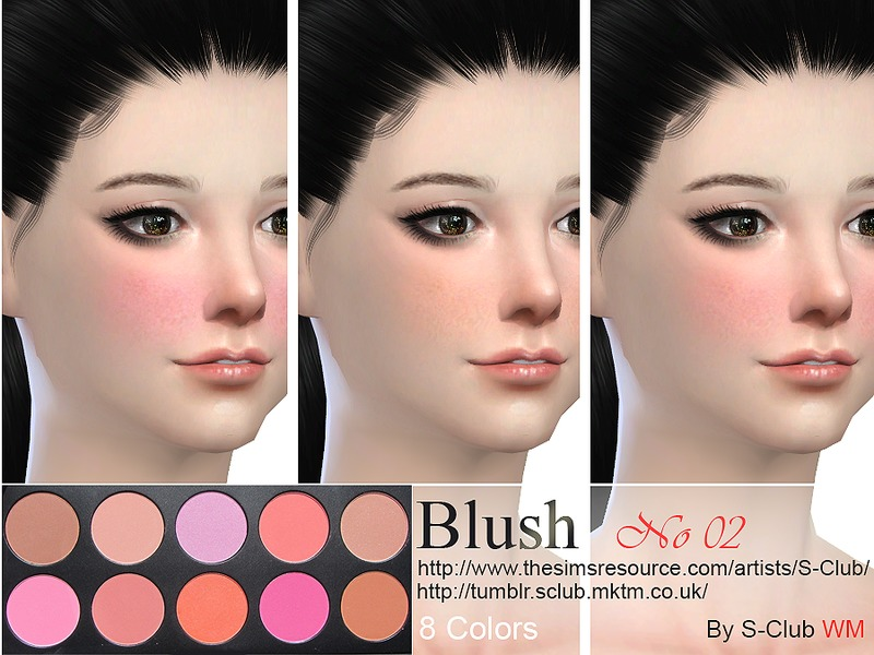 S-Club WM ts4 Blush 02