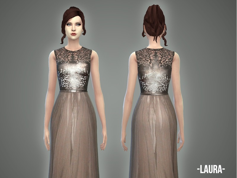 Laura - gown BY -April-