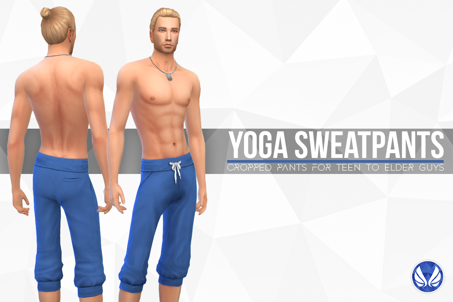 Yoga Sweatpants by Peacemaker ic