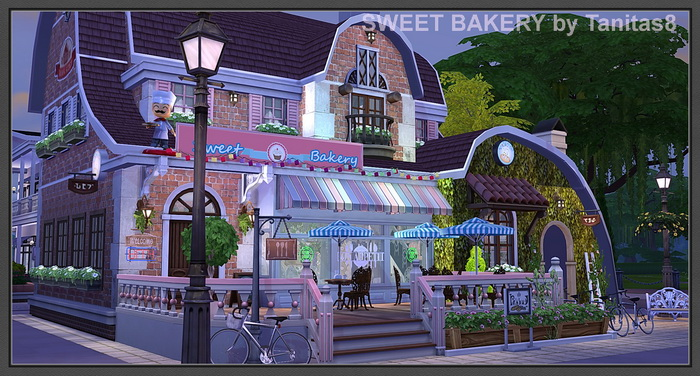 Sweet Bakery by Tanitas8