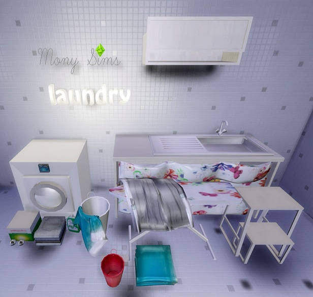 TS2 Steffor Laundry Conversions by Mony