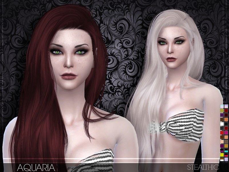Stealthic - Aquaria (Female Hair)