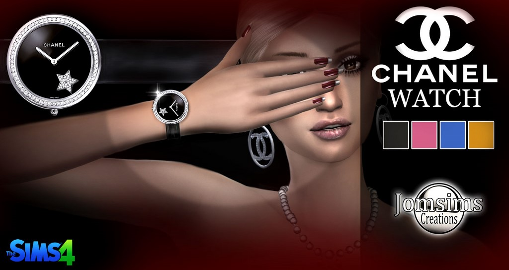 Jomsims Creations  Accessories, Jewelry : Watch