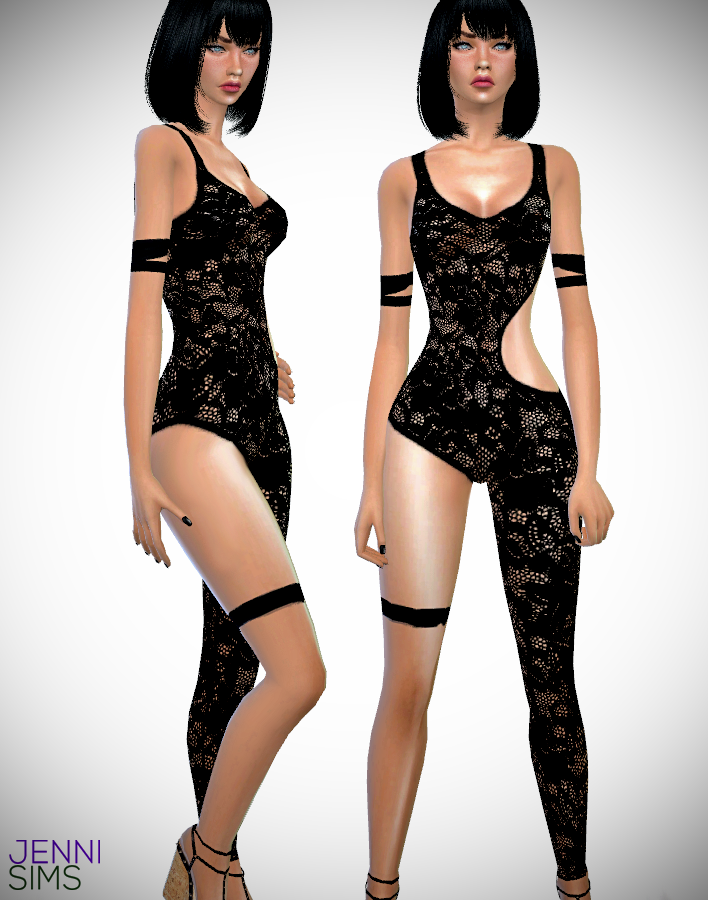 Sets Body Jumpsuits by Jenni Sims