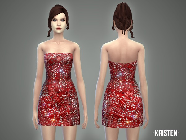 Kristen - dress by -April-