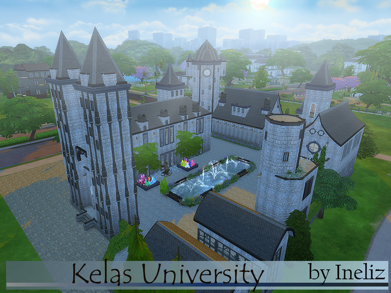 Kelas University BY Ineliz