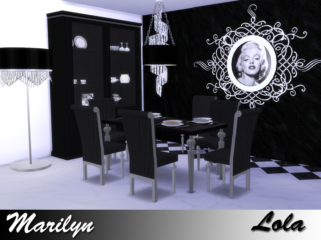 Marilyn Dining Conversion by Lola