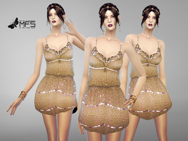MFS Ellie Dress by MissFortune