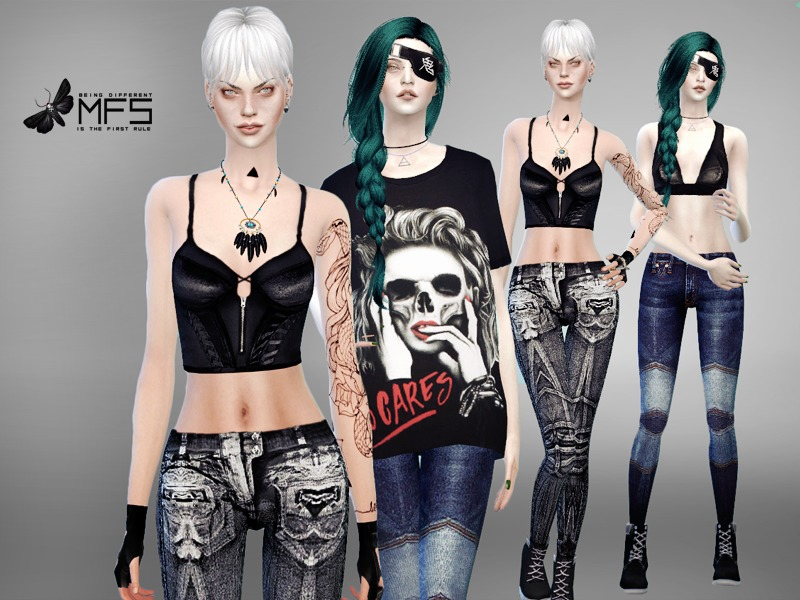 MFS Rebels Collection BY MissFortune