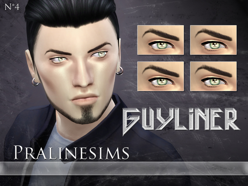 Guyliner BY Pralinesims